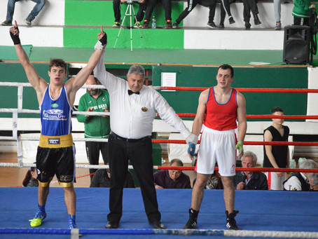 UMBRIA BOXING TEAM A SIENA