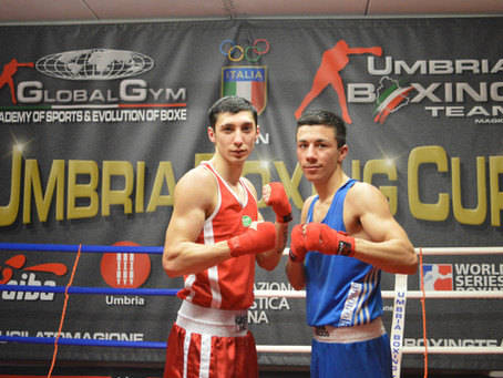 Risultati I° Tappa Umbria Boxing Cup