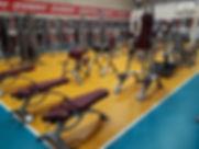 palestra palazetto dello sport passignano sul trasimeno body building fitness cross gym trx lago trasimeno perugia