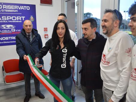 """Apertura Global Gym - Palazzetto di Passignano sul Trasimeno """"Giancarlo Coscia"""""""