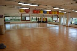 Sala Corsi Global Gym Montepetriolo