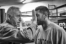 Maestro Global Gym Tre Firenze toscana fpi pugiato boxe cobttimenti professinisti agonisti