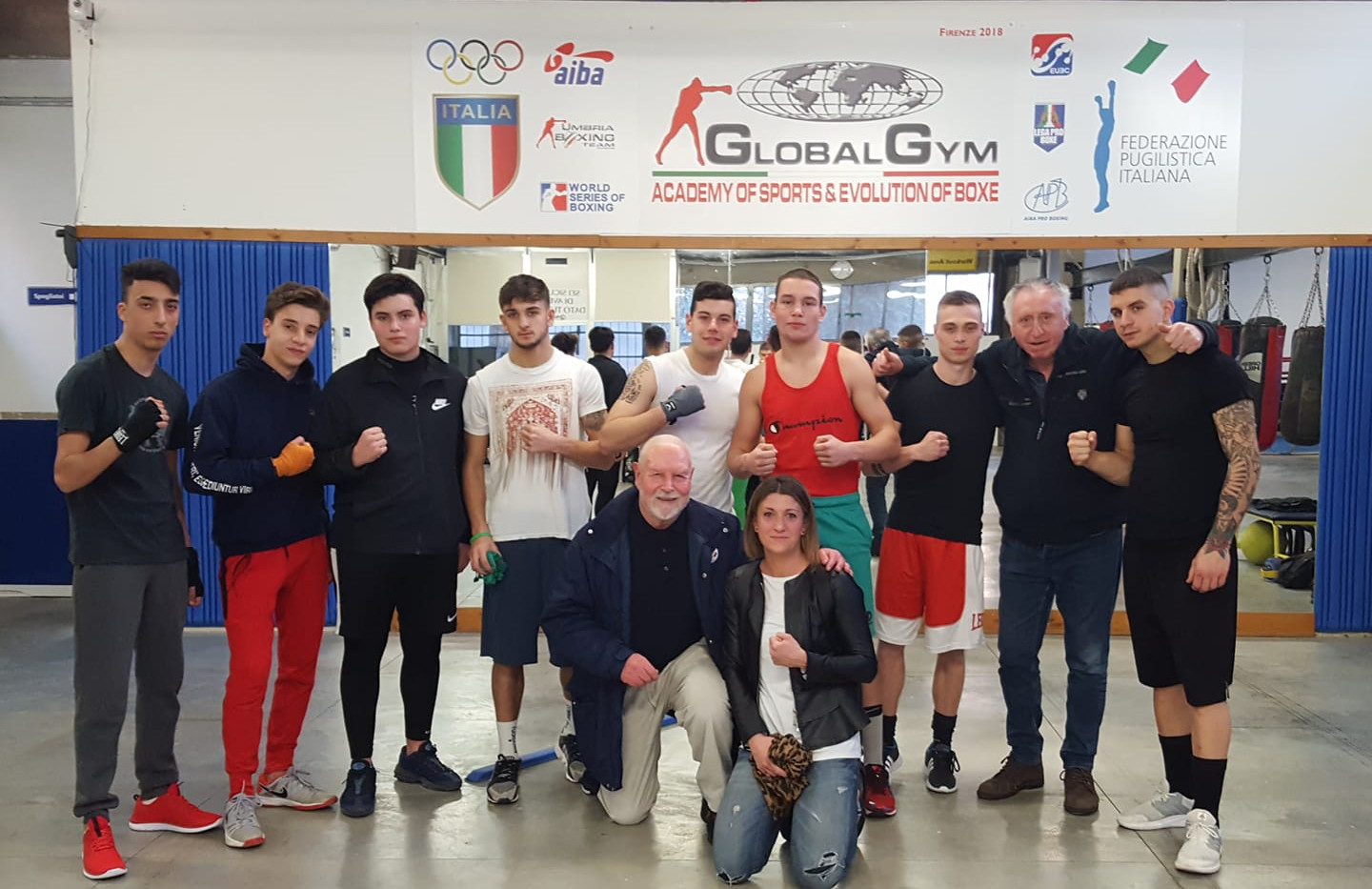 global gym firenze