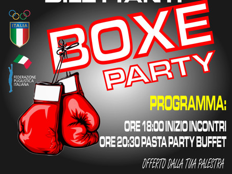 Prima Riunione Amatoriale Dilettanti Boxe - Global Gym ASD