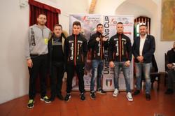 umbria boxing team