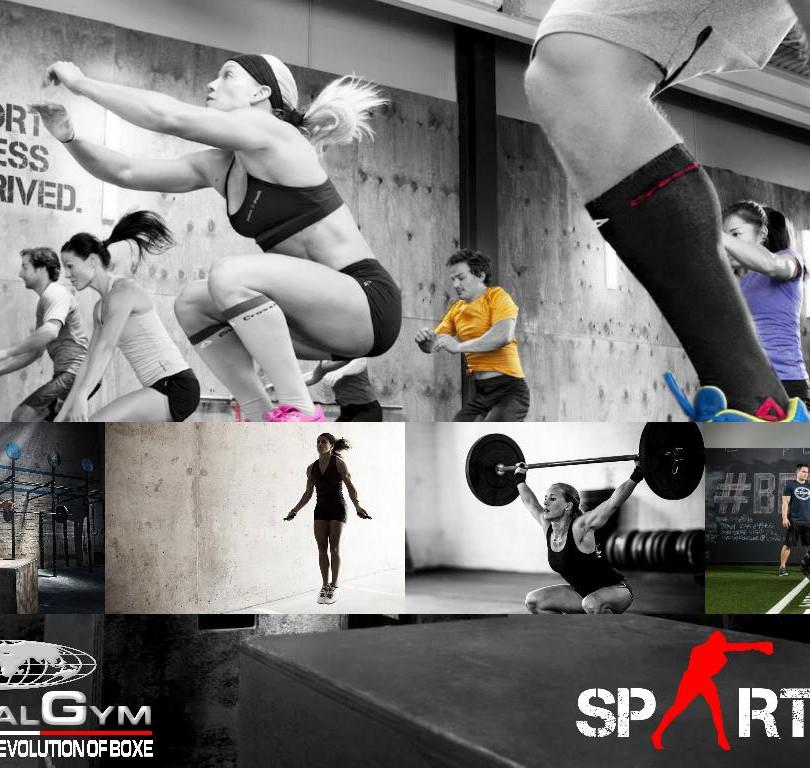 Palestra Global Gym