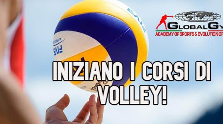 CORSI DI MINI-VOLLEY
