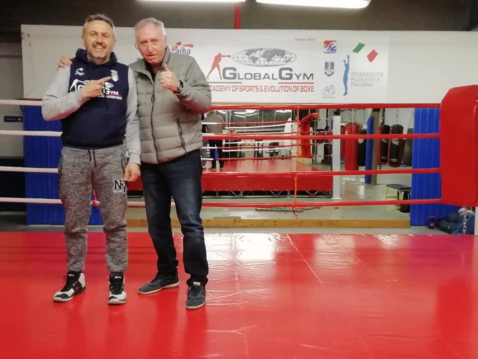 global gym boxe