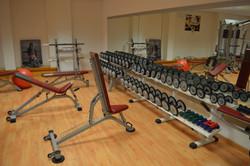 Rastrelliera Global Gym Montepetriol