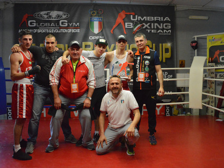 2° TAPPA UMBRIA BOXING CUP 2018