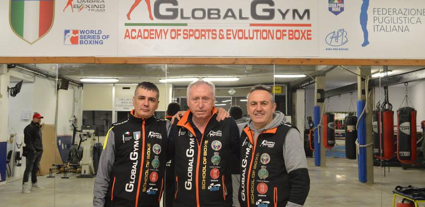 global gym boxe firenze