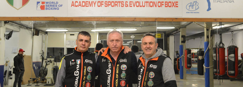 global gym boxe firenze