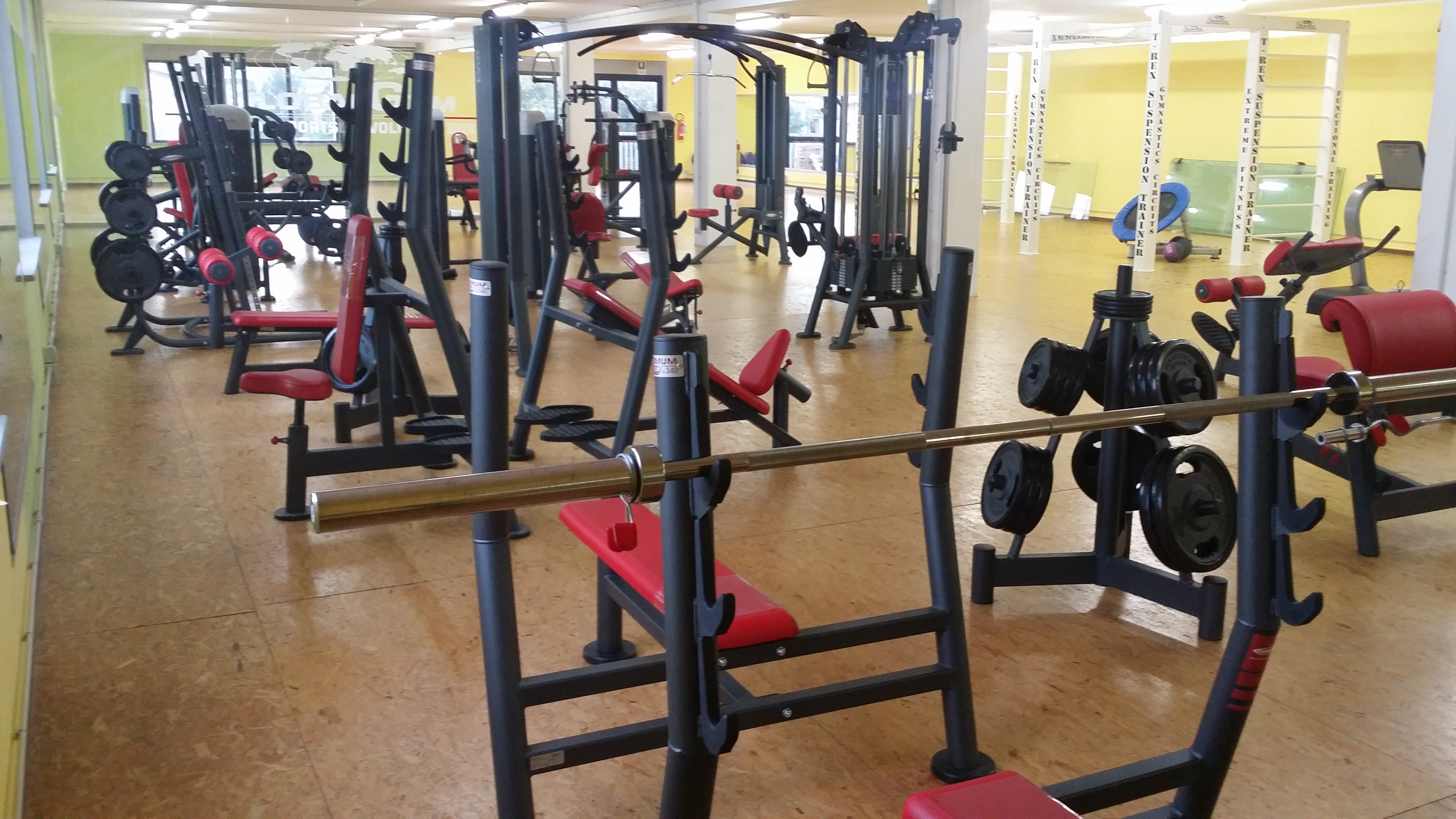 sala fitness Magione