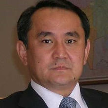 Ambassador H.E. Akylbek Kamaldinov - Pho