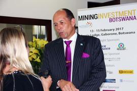 Botswana Mining & Energy (BME)   Botswana mining   botswana coal   mining   Tshkedi khama