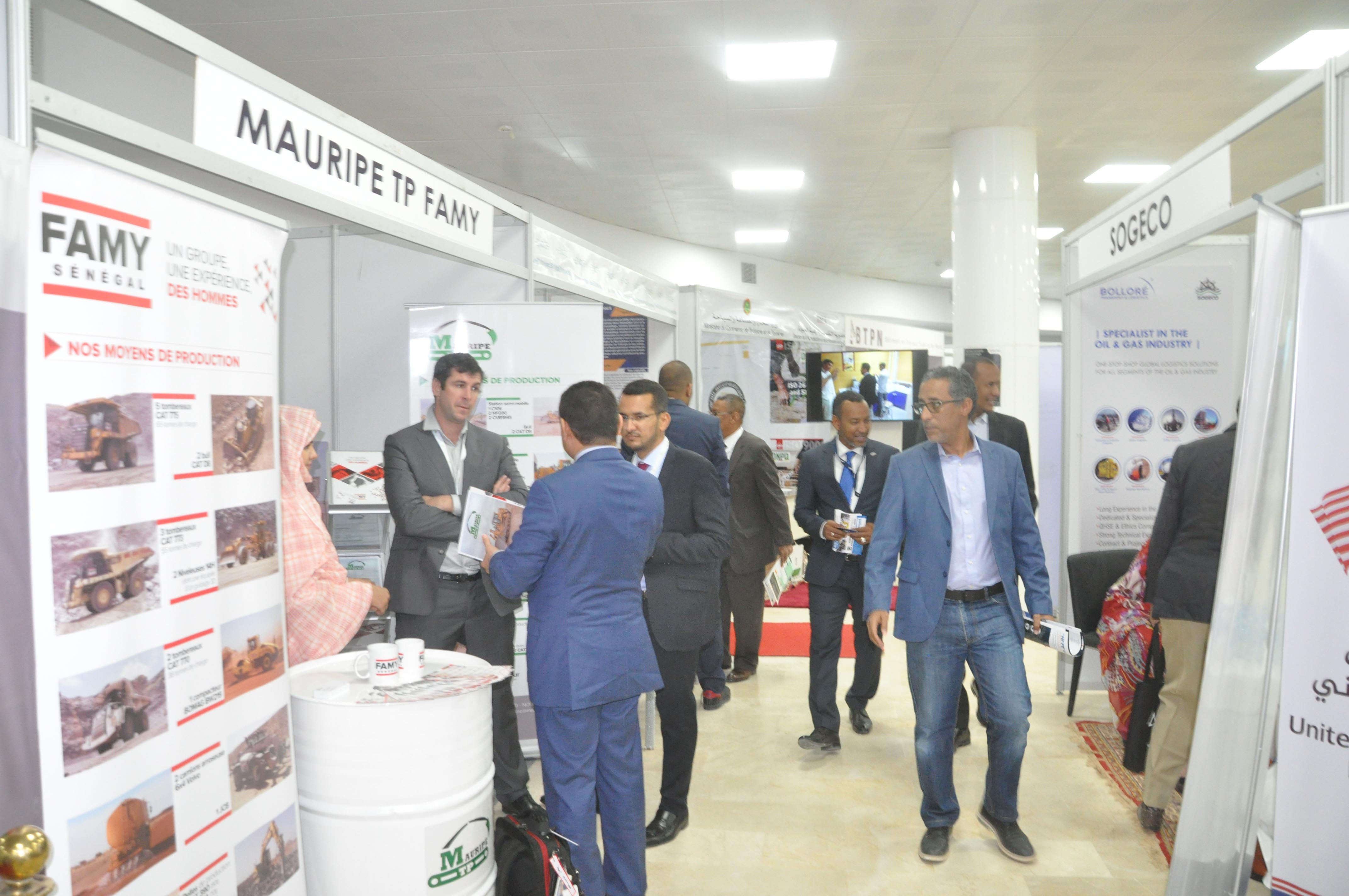 Mauritanides - Exhibition Area