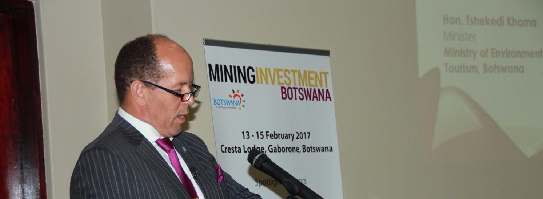 Ministerial Keynote Address