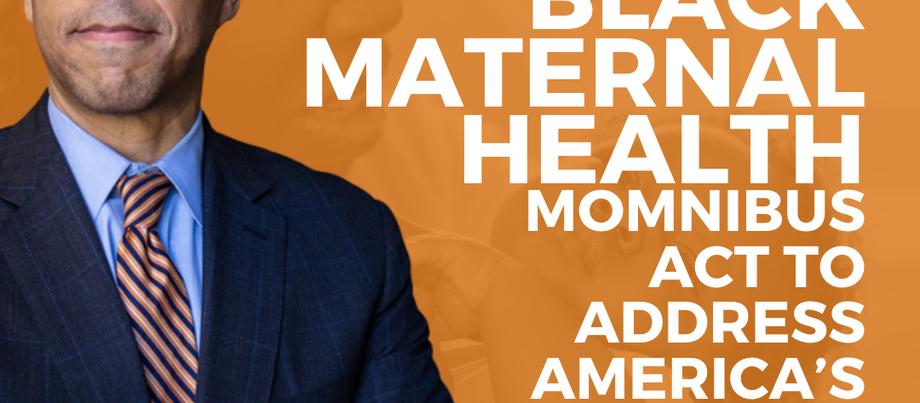 Senators Unveil Black Maternal Health Momnibus Act to Address Maternal Health Crisis