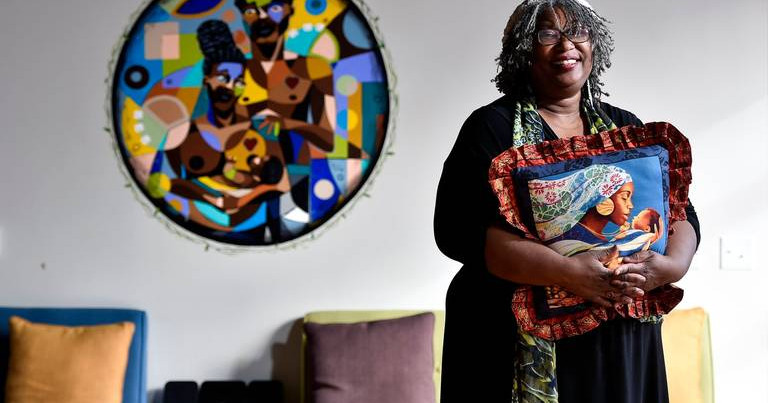 Hakima Tafunzi Payne, Uzazi Village Founder, Featured in Kansas City Star