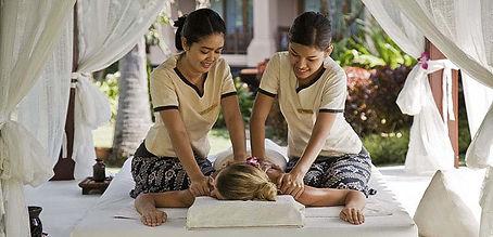 Тайский массаж в сети студий Юлии Эсален