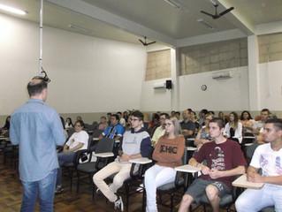 Reunião de Pais do 3º ano Ensino Médio