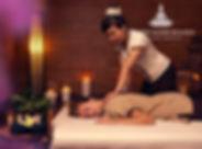 Тайский массаж всего тела