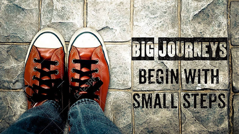 42928928-big-journeys-begin-with-small-s