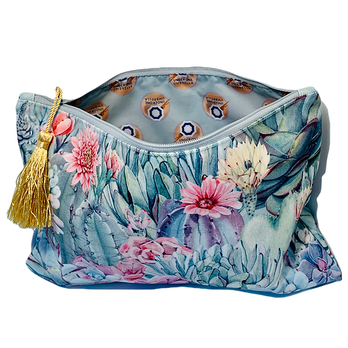 Not Just a Bikini Bag - Succulents