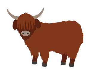 Mini Farmer Animals-Highland Coo.png