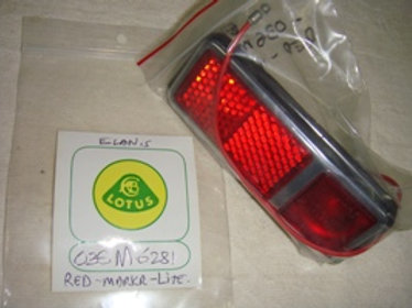 Elan Rear Red Marker Light