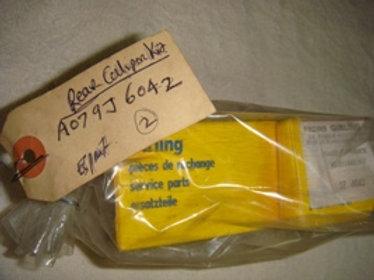907 Rear Caliper Repair Kits (1 Kit Each Side)