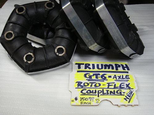 Triumph GT6 Rotoflex Coupling