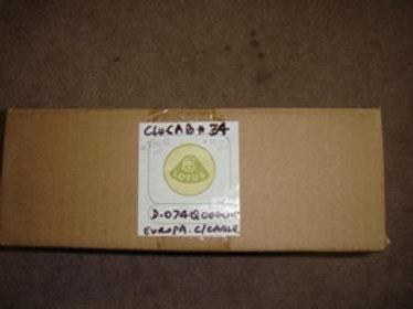 907 Eclat/Elite Clutch Cable
