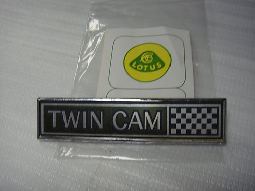 Cortina MK2 Original Twin Cam Badge