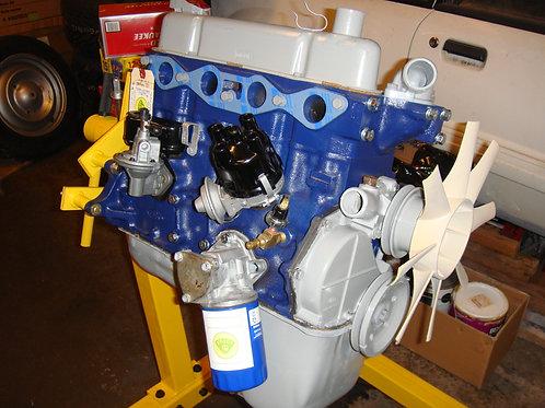 Kent 711M Complete Engine (Rebuilt)