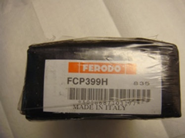 Cosworth Front Brake Pads (Ferrodo) DS2500