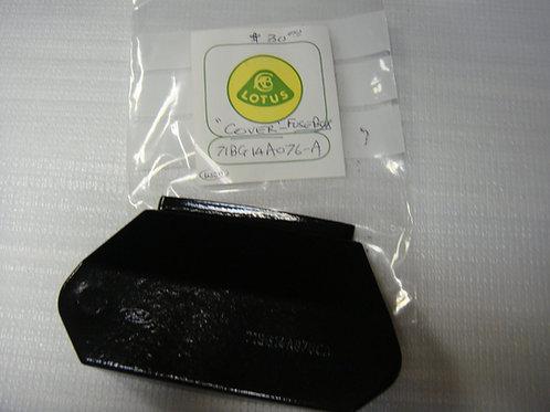 Cortina MK2 Fuse Box Cover