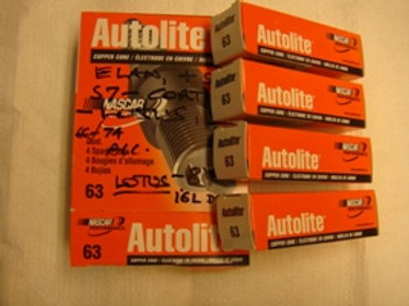 Cortina/Elan/Europa/Super 7 Spark Plugs