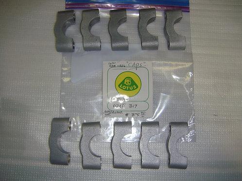 Twin Cam Cam Bearing Caps (Refurbished)