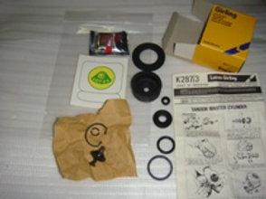 Cortina MK2 Brakes Master Kit Dual LIne
