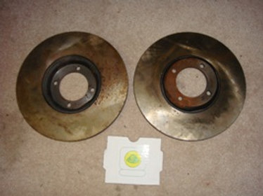 Elan Front Brake Rotor