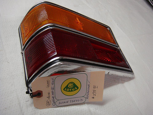Cortina MK2 Left Tail Light Assembly