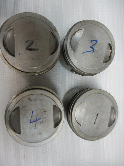 Twin Cam Pistons Set Standard Size (Used)