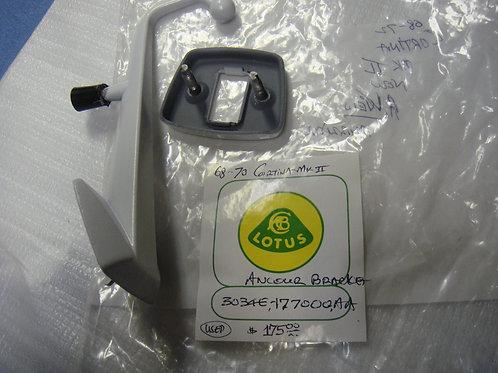 Cortina MK2 Rear View Mirror Anchor Bracket (Refurbished)