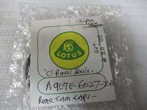 907 Outer Rear Cam Caps Cover O-Ring Seal Set