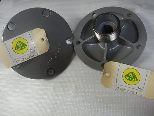 Elan Left Rear Hub (Refurbished)