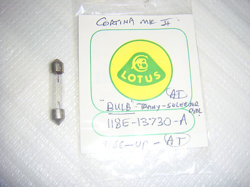 Cortina MK2 Automatic Transmission Selector Bulb