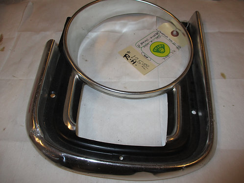 Cortina MK2 Headlight Bezel RH (Used)