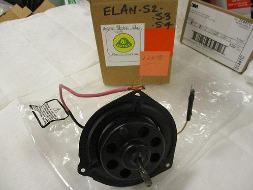 Elan Heater Motor