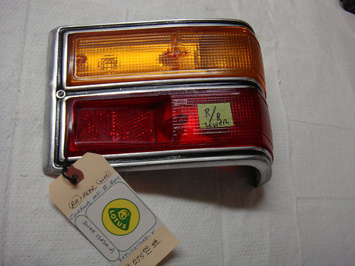 Cortina MK2 Right Tail Light Assembly